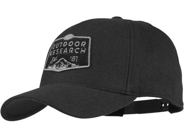 Outdoor Research Bowser Cap black
